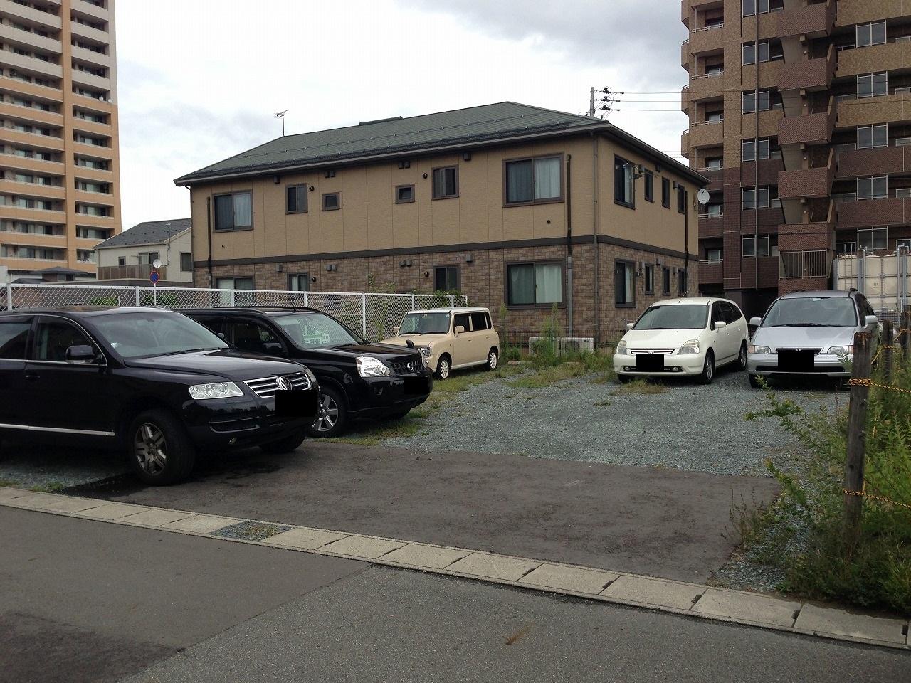 【貸駐車場】千秋久保田駐車場 満車になりました。